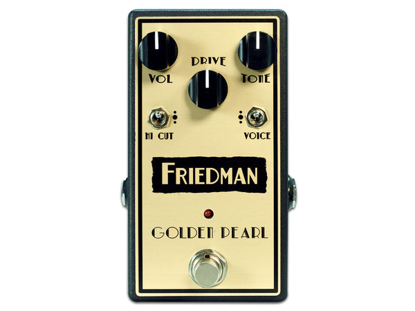 Friedman Golden Pearl Overdrive
