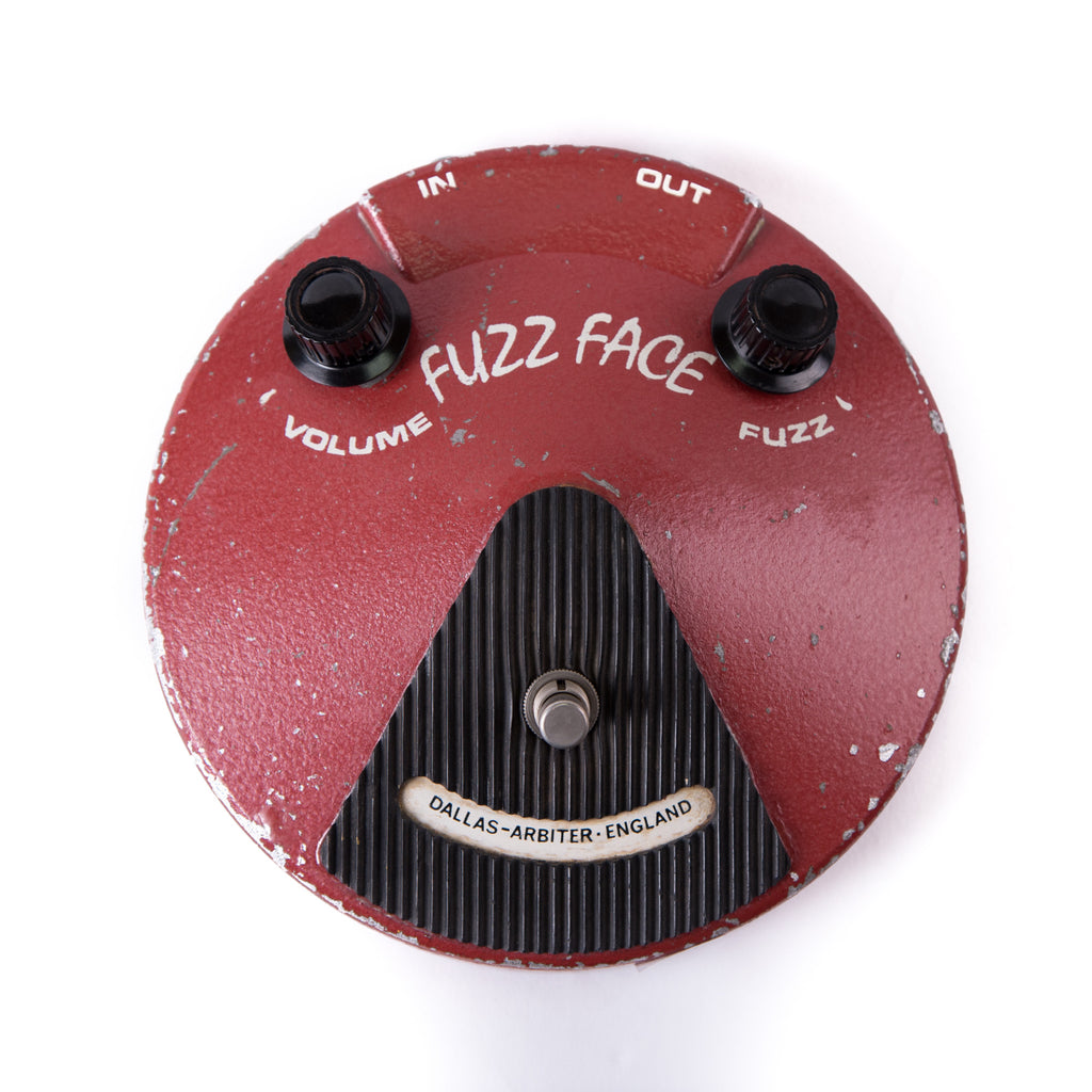 Dallas Arbiter Fuzz Face 1969