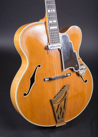 D'Angelico New Yorker Cutaway 1960 - Carter Vintage Guitars