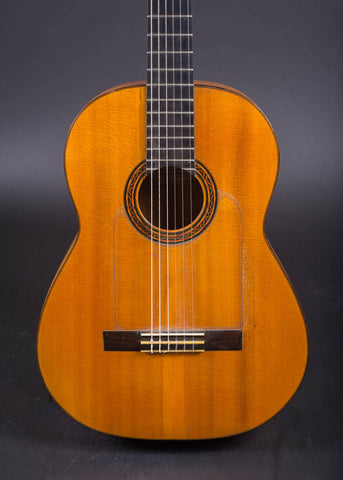 Conde Brothers Flamenco 1956 - Carter Vintage Guitars