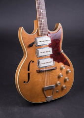 Airline/Montgomery Warm 7228 1963 - Carter Vintage Guitars