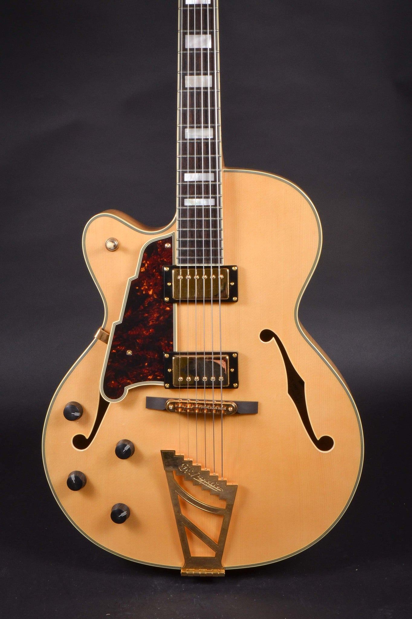 D'Angelico EX DH 2014 Left Handed - Carter Vintage Guitars