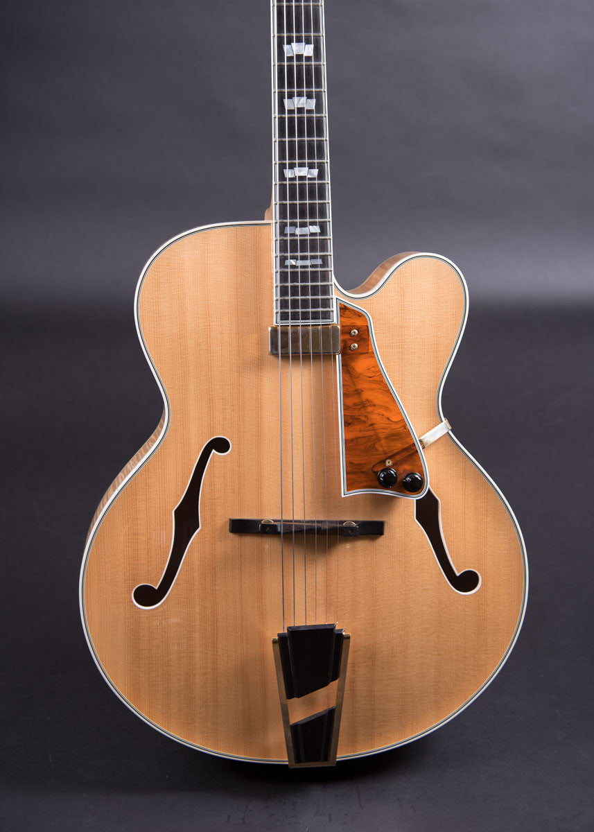 "Campellone Deluxe 17"" - Carter Vintage Guitars"