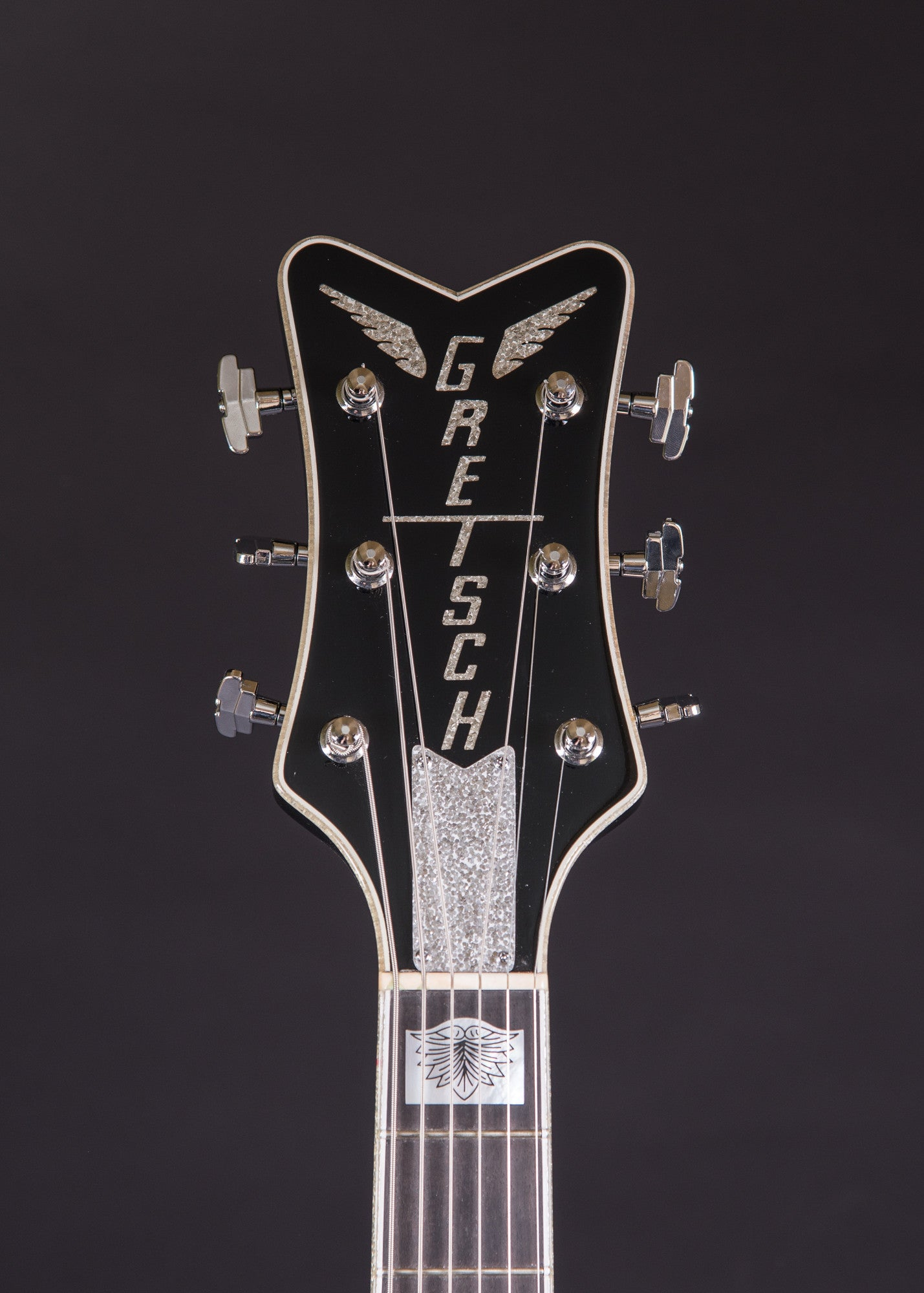Gretsch Custom Shop Black Falcon 2012