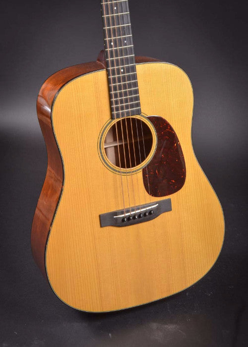 Altman A-D1 2014 - Carter Vintage Guitars