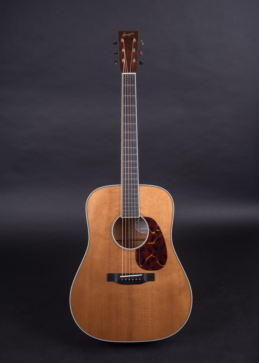 Bourgeois D Large Sound Hole New - Carter Vintage Guitars