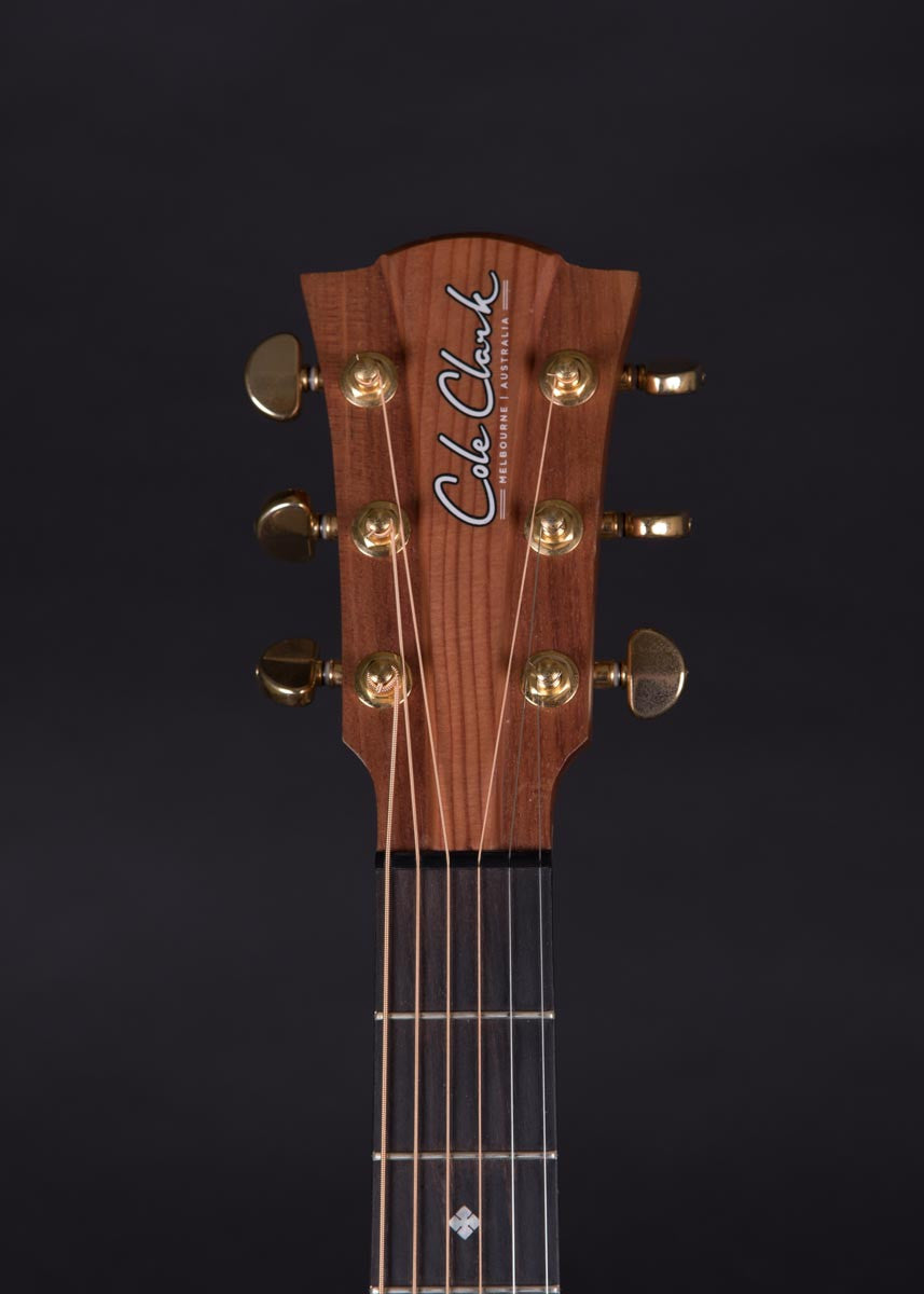 Cole Clark Fat Lady FL2EC - Carter Vintage Guitars