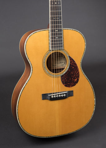 Martin OM-45GE Golden Era Sunburst 2003