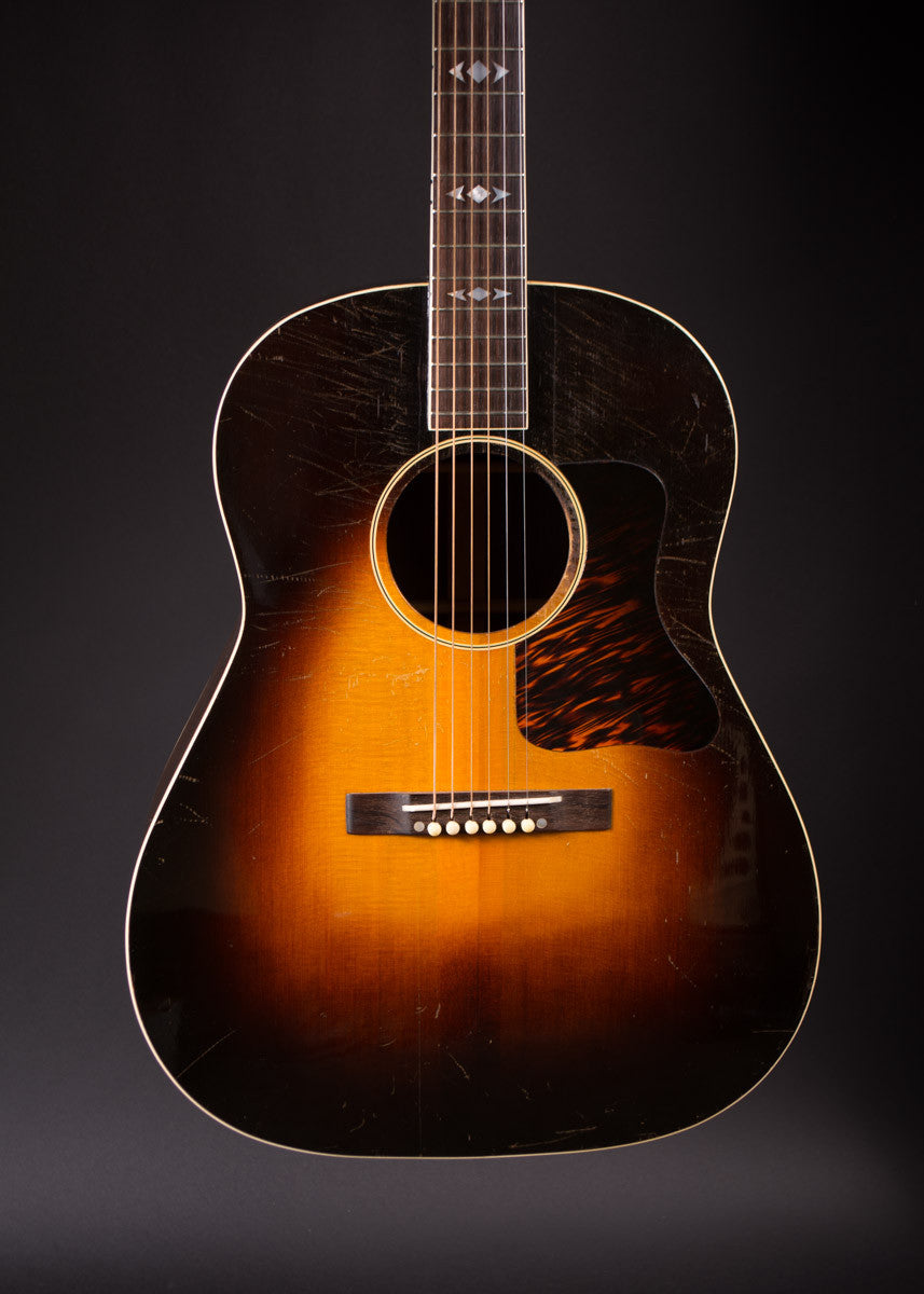 1936 Gibson Advanced Jumbo - Carter Vintage Guitars