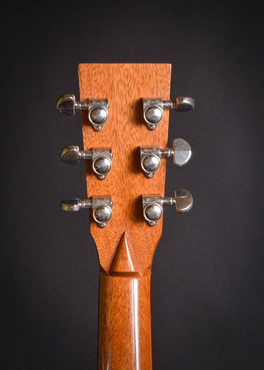 Burge Dreadnought - Carter Vintage Guitars