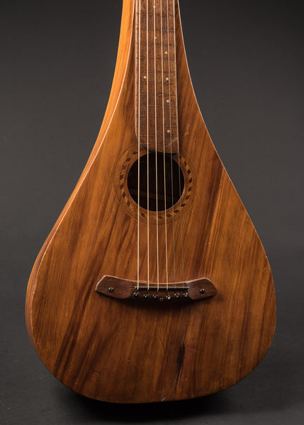 Knutsen Teardrop Hawaiian 1910s