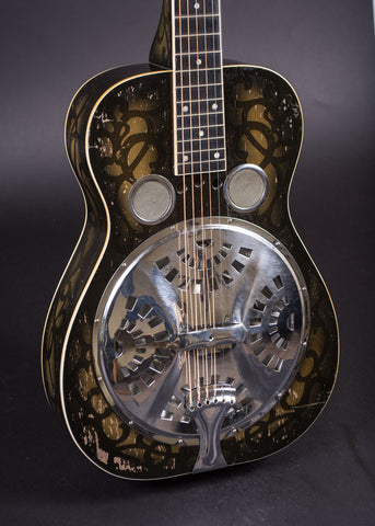 Dobro Model 66B squareneck 1934 - Carter Vintage Guitars
