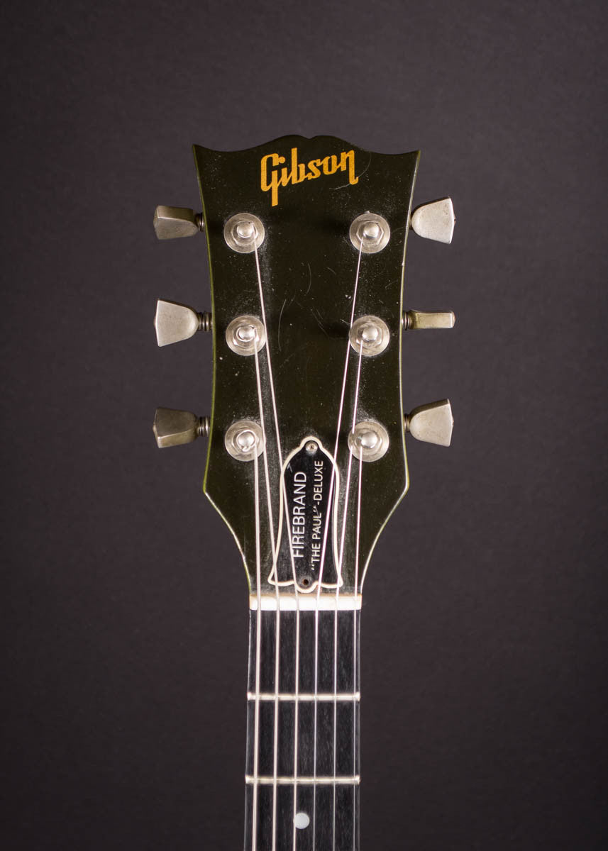 "Gibson Firebrand ""The Paul"" Deluxe 1981"