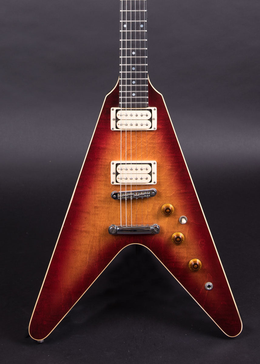 "Gibson Flying V ""The V"" CMT 1981"
