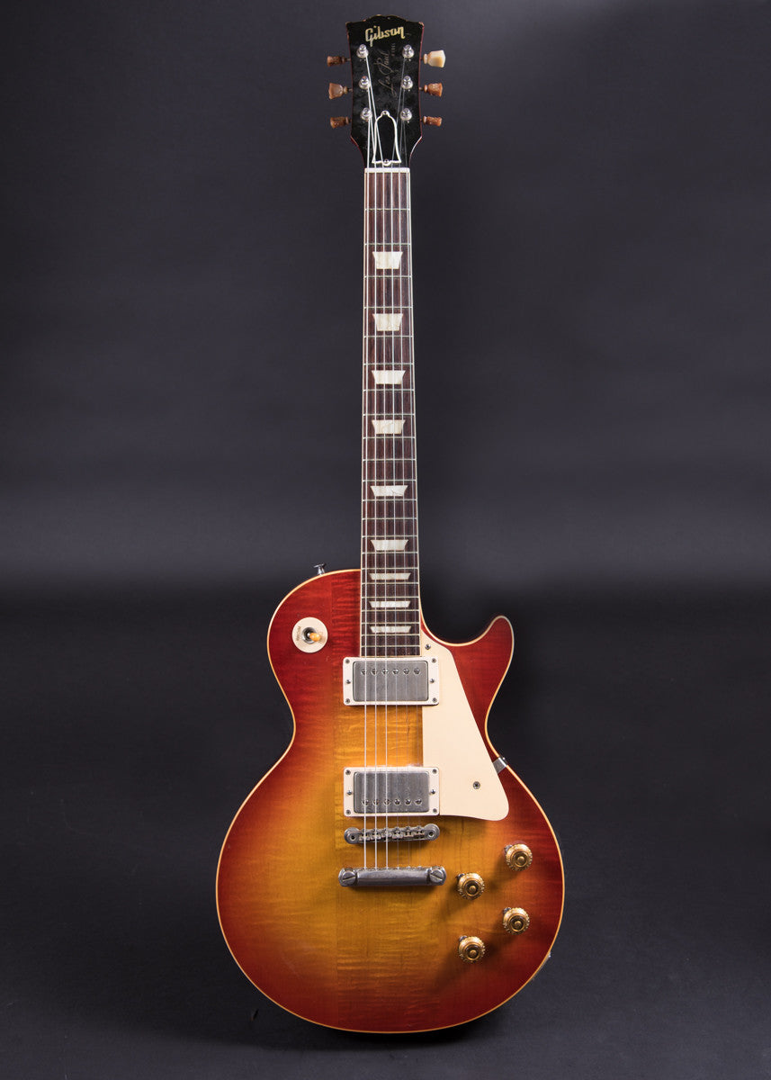 "Gibson Les Paul ""The First Burst"" 1958"