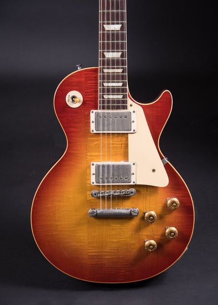 Gibson Les Paul Quot The First Burst Quot 1958 Sold Carter
