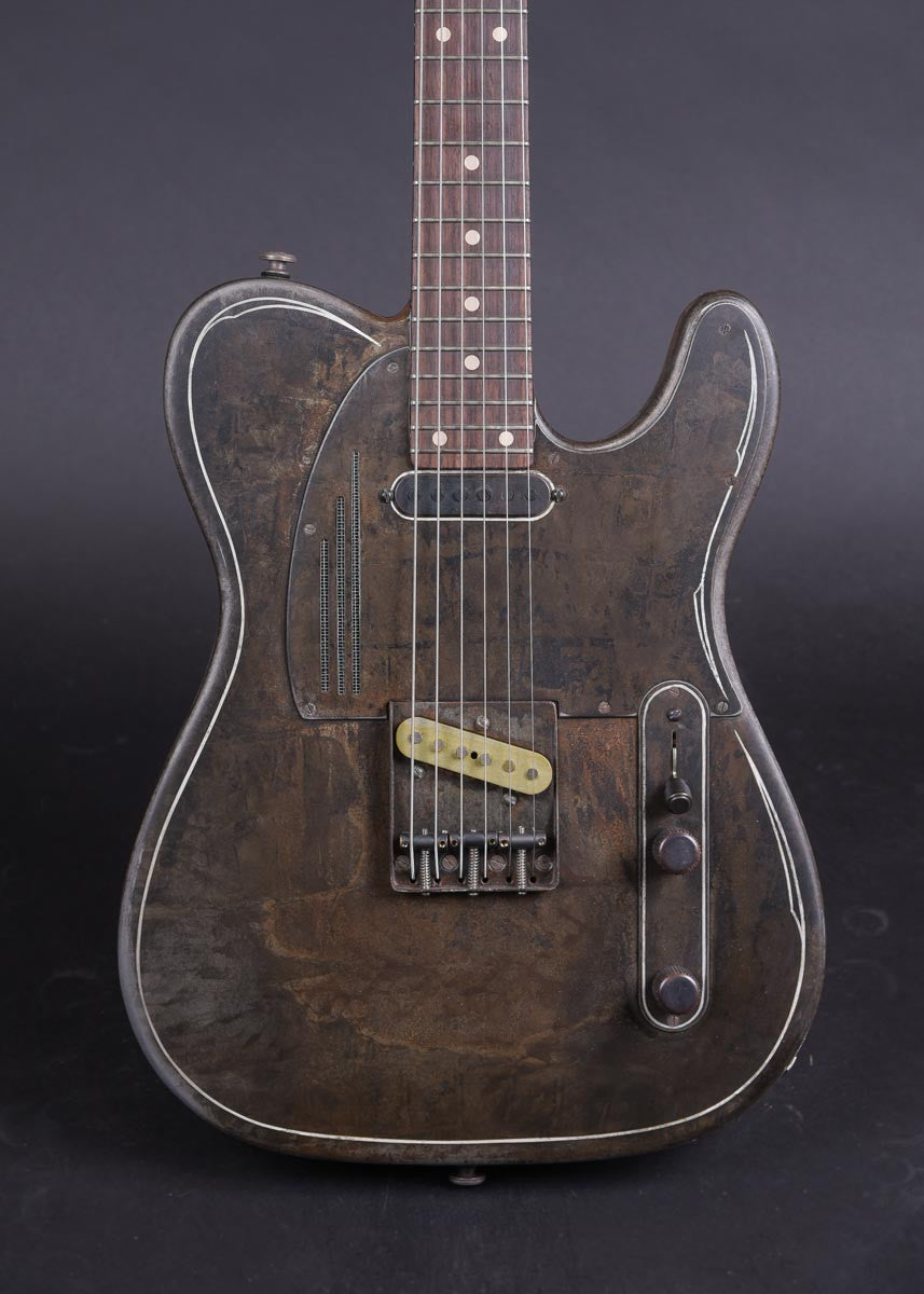 James Trussart Steelcaster Baritone Rustomatic New