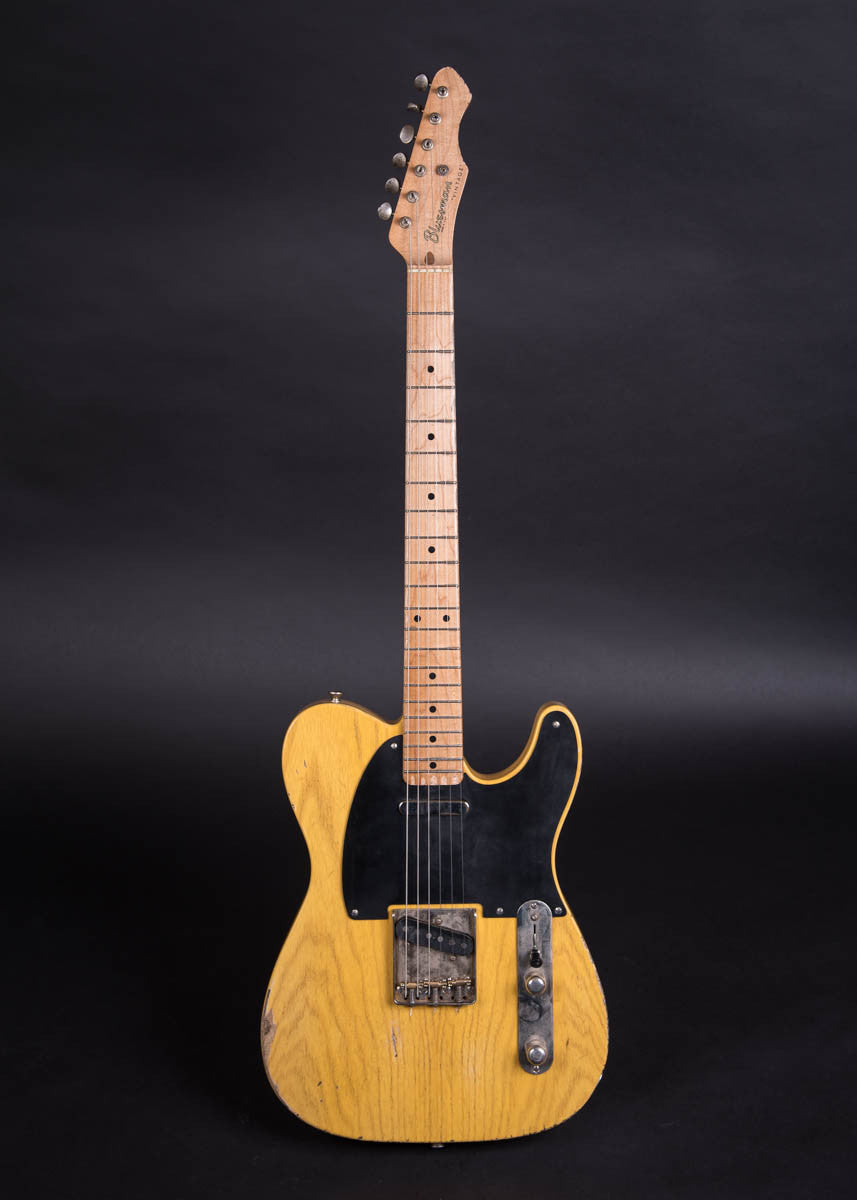 Bluesman Vintage 57 Coupe New - Carter Vintage Guitars