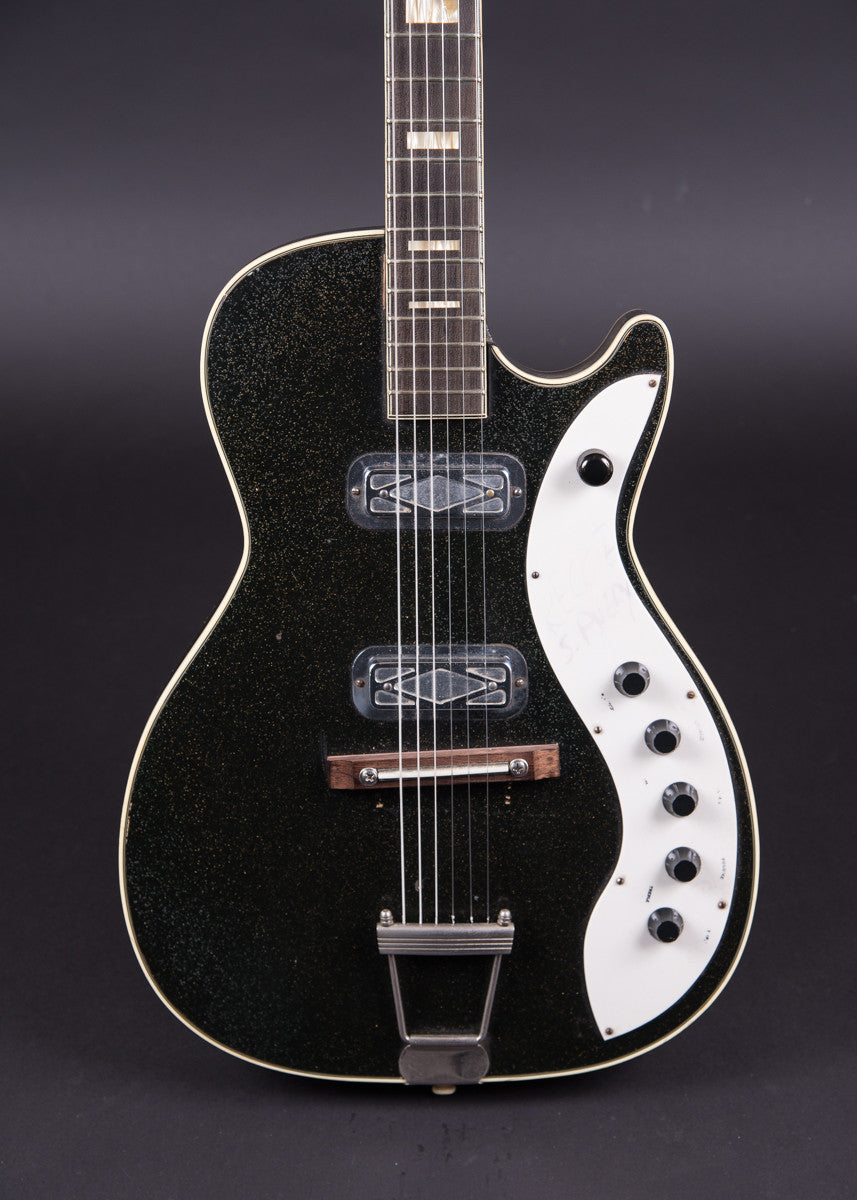 Silvertone 1423 Jupiter early 1960s