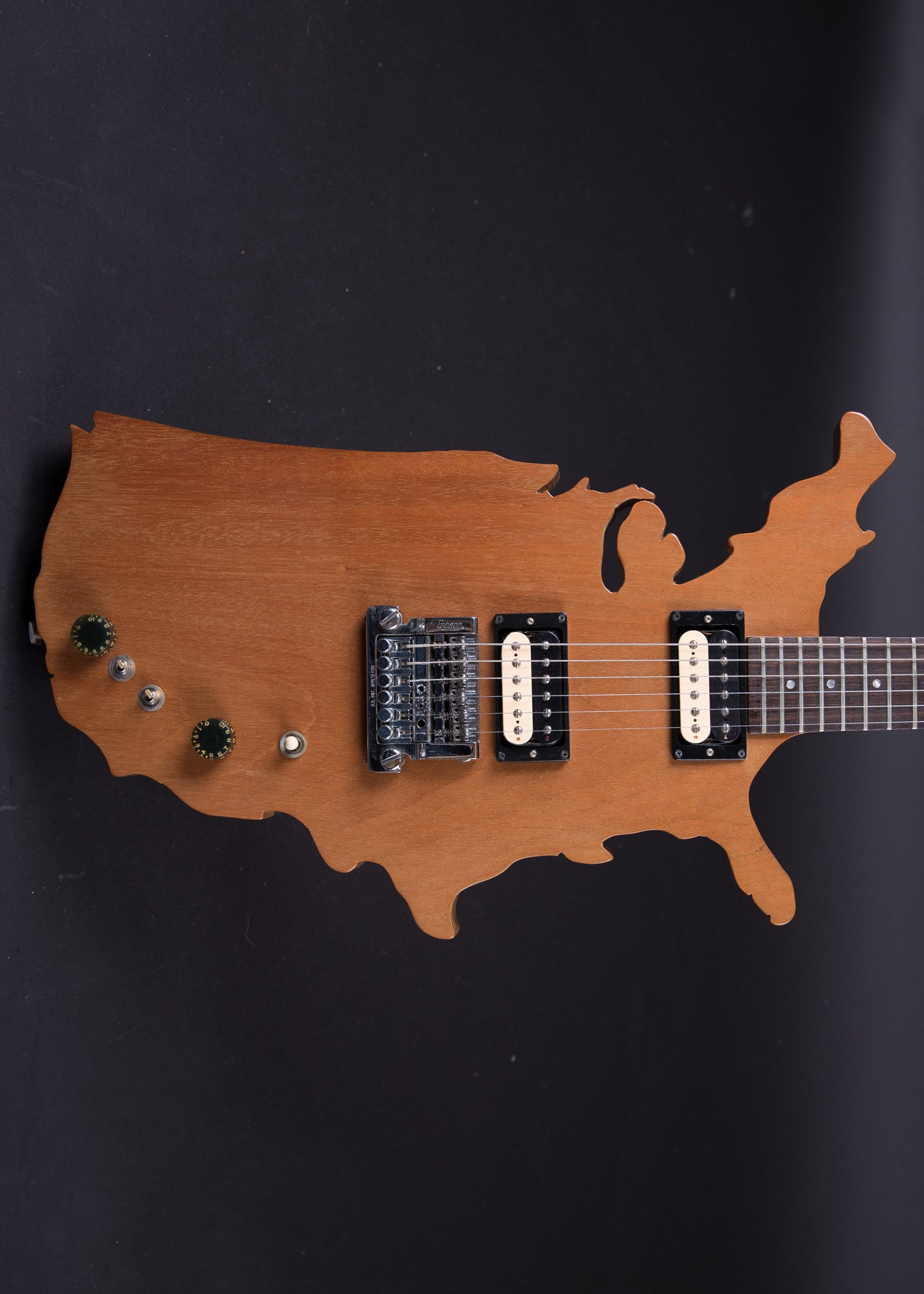 Gibson Map 1984