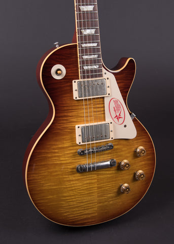 Gibson Custom Shop Billy Gibbons Pearly Gates VOS 2009