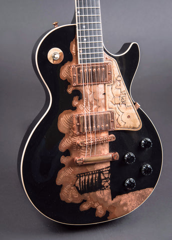 Gibson Custom Shop James A. Willis Water Tower Les Paul