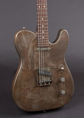 James Trussart Steelcaster Baritone Rustomatic 2012