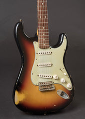 Fender Custom Shop Stratocaster '60 Reissue Relic 2006