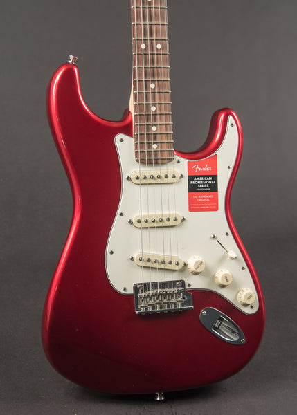 Fender American Professional Series Stratocaster 2017
