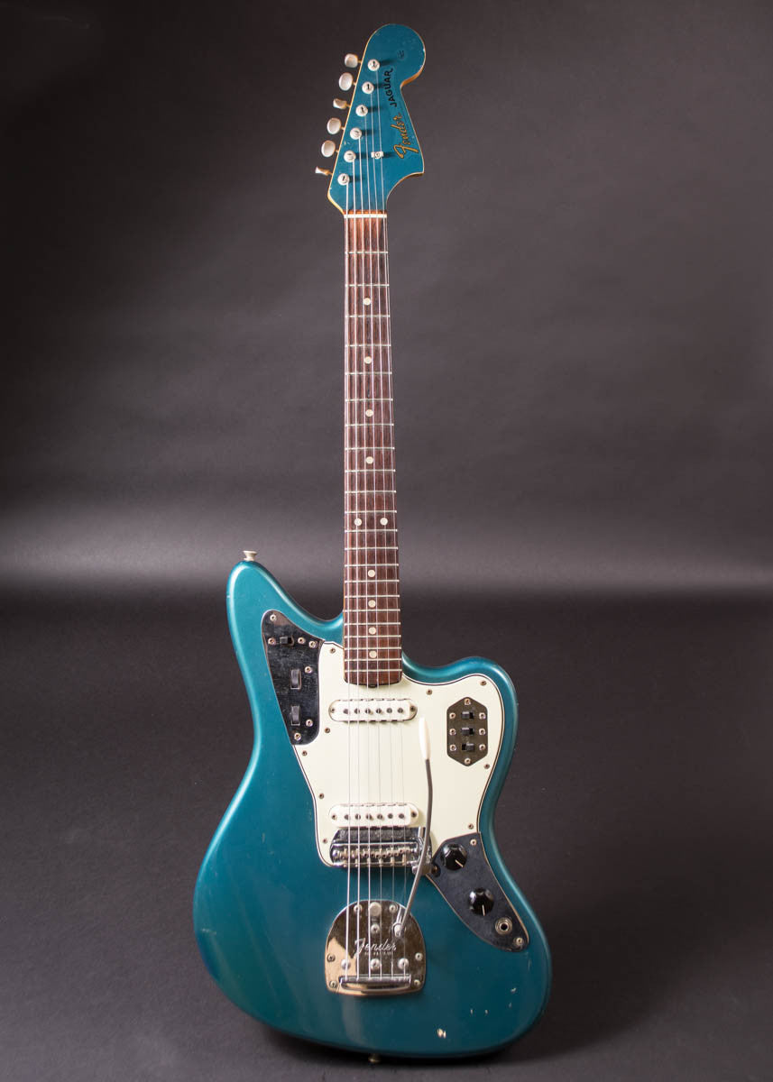 1965 Fender Jaguar - Carter Vintage Guitars
