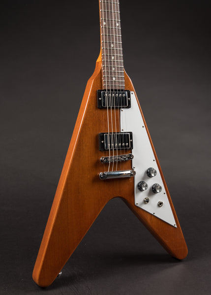 Gibson Flying V Antique Natual New