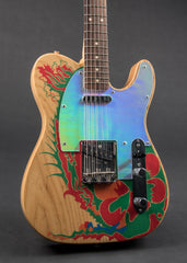 Fender Telecaster Jimmy Page Dragon 2019