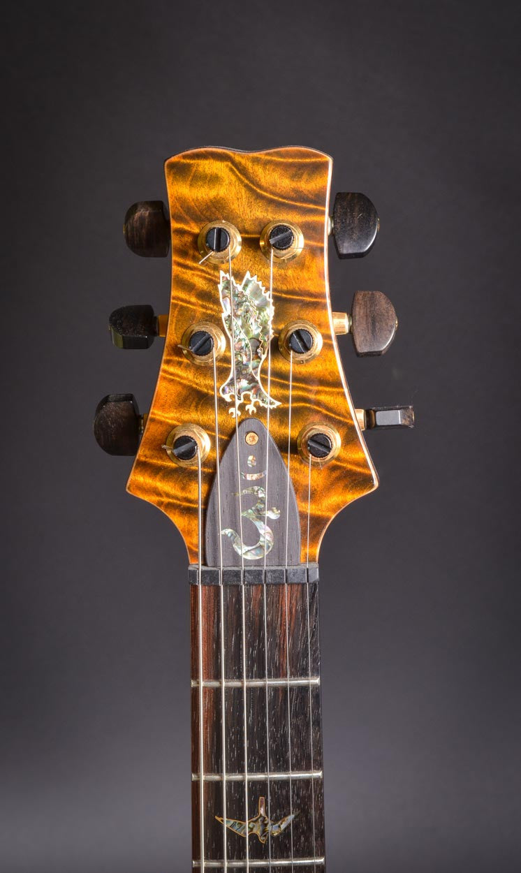 PRS Private Stock Santana 2002