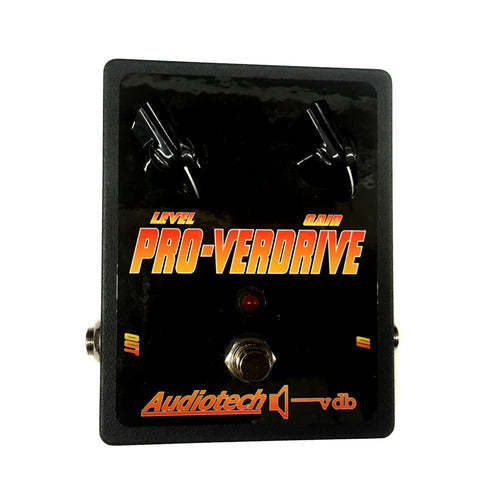 Audiotech PD-1 Pro-Verdrive Dynamic Overdrive
