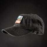 Carter Vintage Guitars Skyline Patch Washed Cotton Hat