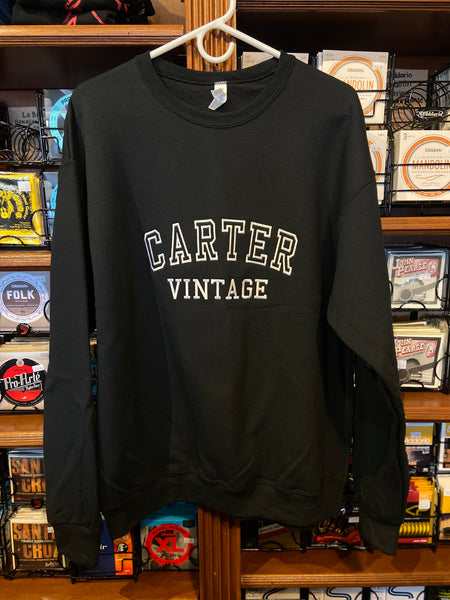 CVG Embroidered Crew-neck