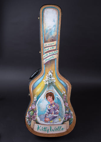 James A. Willis Custom Kitty Wells Case