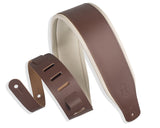 "Levy's Straps - 3"" Padded Leather"