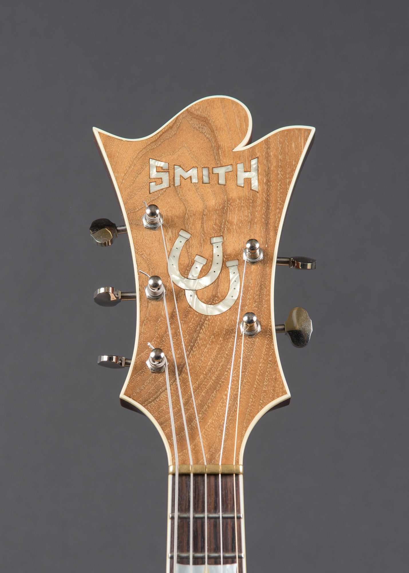 T.K Smith Bigsby-inspired 5 String Mandolin New