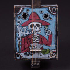 "James Willis 3-string Cigar Box ""Neptune"""