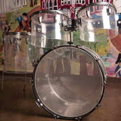 Ludwig Vistalite set 1970s