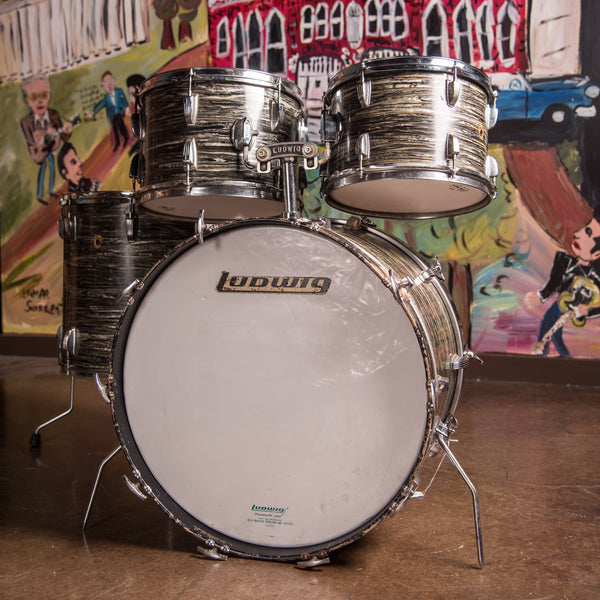 Ludwig Hollywood Kit 1968