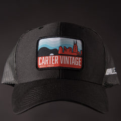Carter Vintage Guitars Skyline Patch Hat
