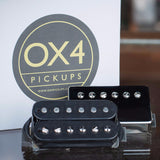"OX4 ""Page"" Humbucker Set New"