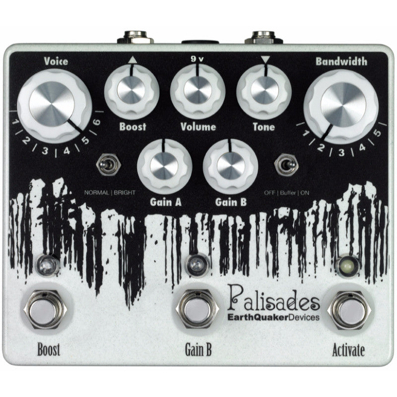 EarthQuaker Devices Palisades Mega Ultimate Overdrive