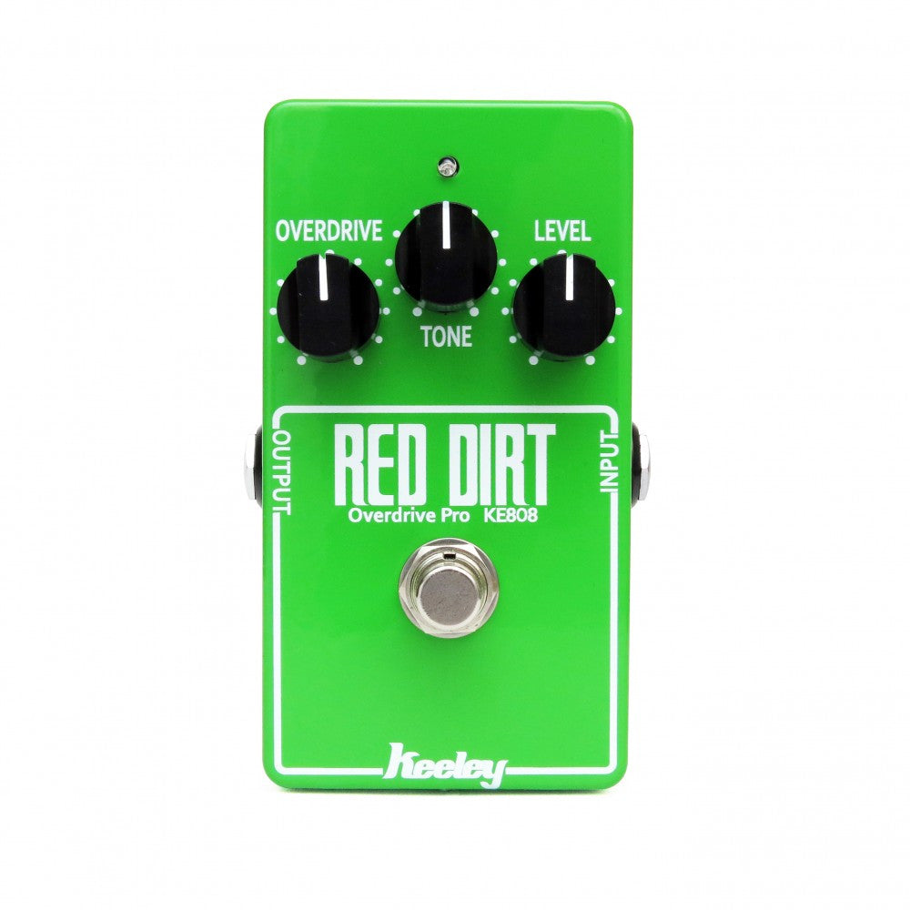 Keeley Red Dirt Overdrive Pro KE808