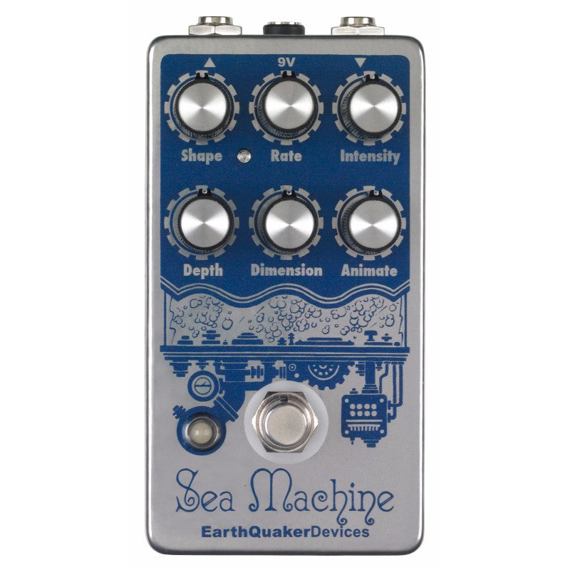 EarthQuaker Devices Sea Machine