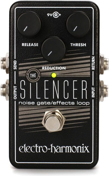 Electro-Harmonix Silencer Noise Gate / Effects Loop
