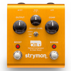 Strymon OB 1 Optical Compressor & Clean Boost Bass Mod