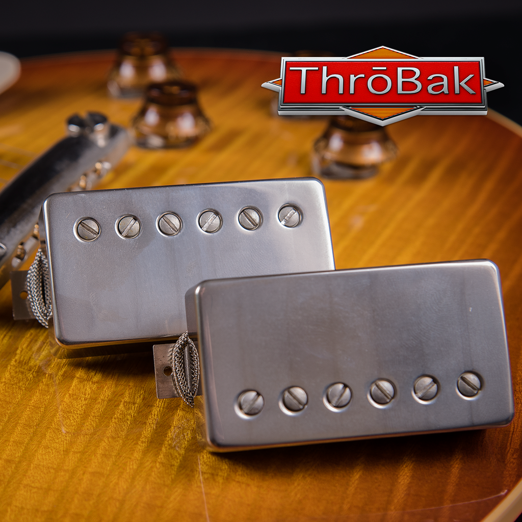 Throbak SLE-101 Plus Humbucker Set New